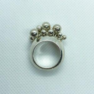 Retired Silpada Cha Cha Ring size 6 Silver 925